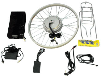 Electric Bike Conversion Kits-Hub Motors-Electric Mobility